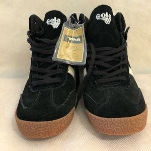 Gola Harrier Wedge Sneaker
